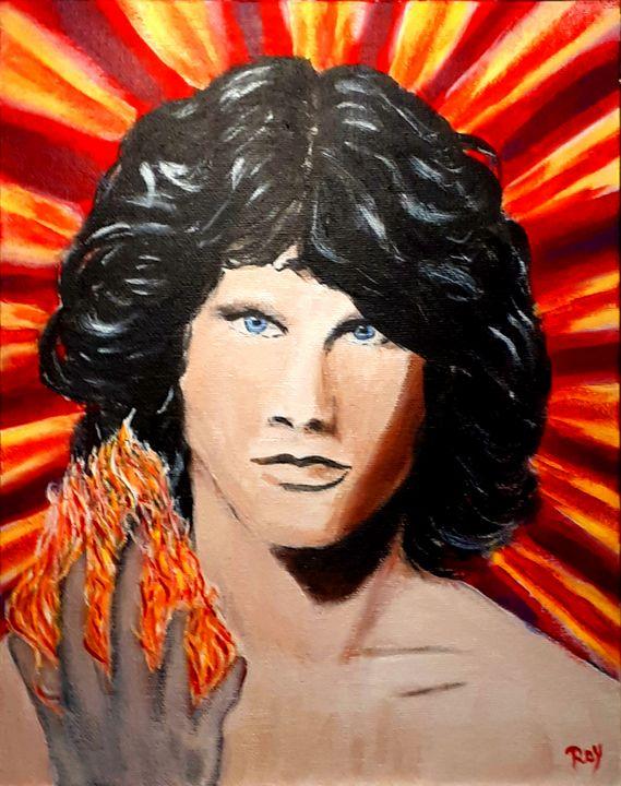 Light My Fire ( Jim Morrisson ) - Bujeque Pedro REY