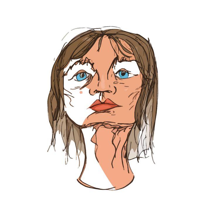 Faced up - Dazed & Confused