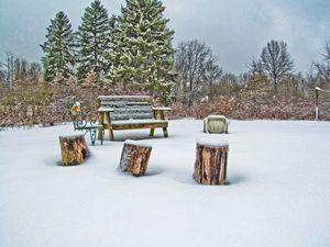 Winter Seating