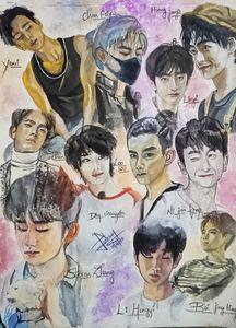 C-drama actors