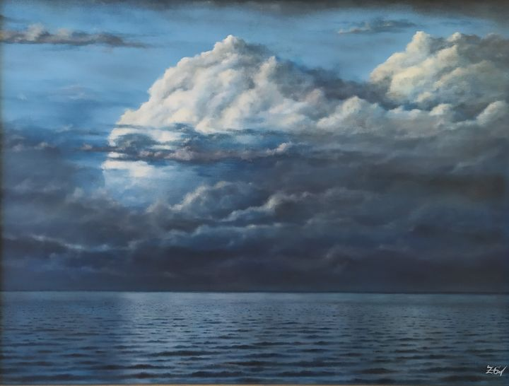 Clouds theme n.1. - Zigmars Grundmanis