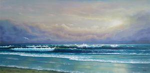"""""""Breath of the sea.'' - Zigmars Grundmanis"""