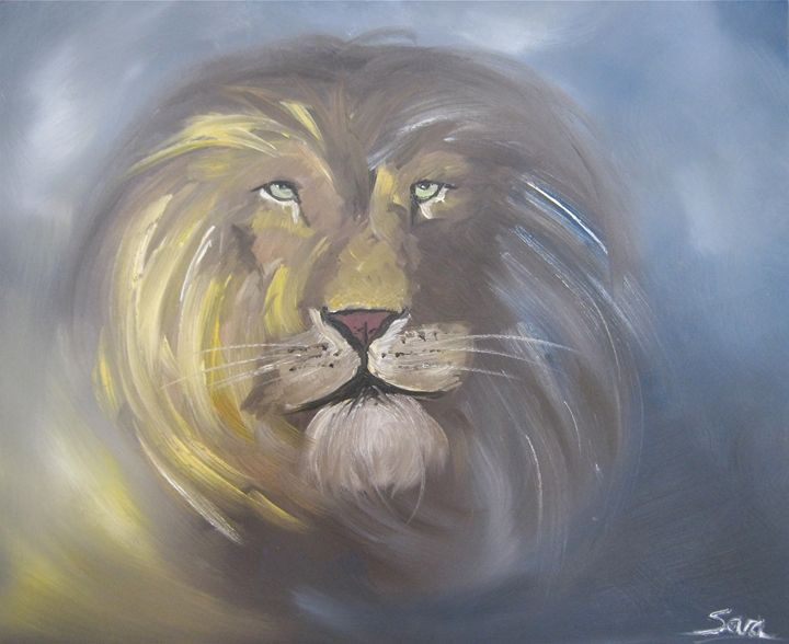 Lion - Reg'Art de Vie