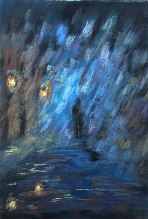 Alone in the dark - Reg'Art de Vie