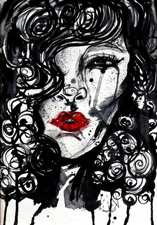 Red Lips - Doriana