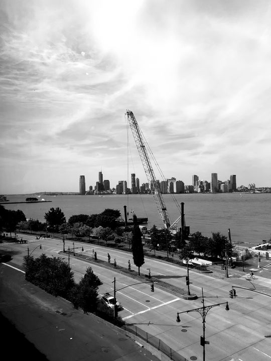 New York and Hudson river - Le vice de Gladys