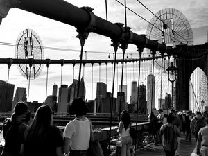 Brooklyn Bridge - Le vice de Gladys
