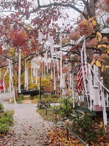 Halloween house - Le vice de Gladys