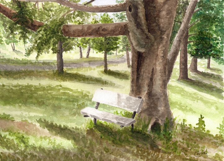 Quiet afternoon - CC ARTWORK