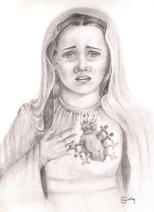 Our Lady of Sorrows - CC ARTWORK