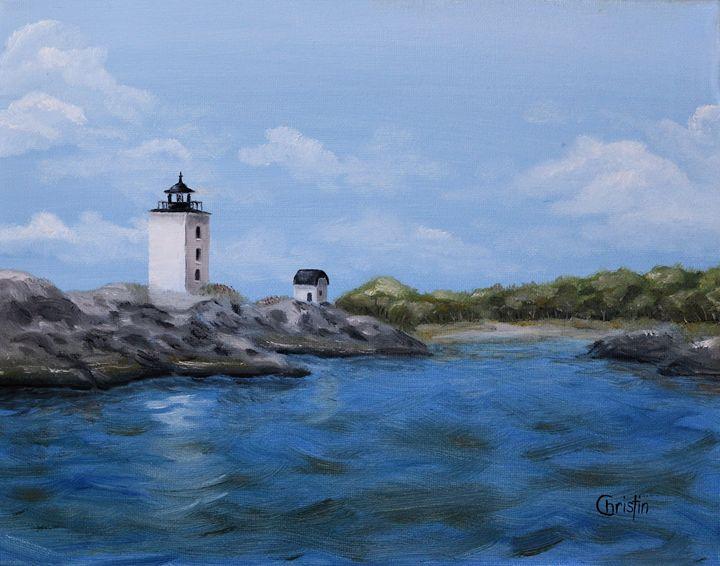 Dutch Island Lighthouse - CC ARTWORK