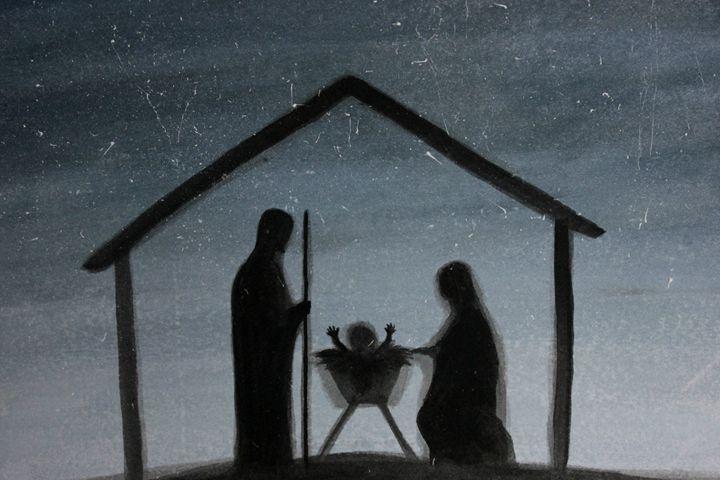 Oh Holy Night! - CC ARTWORK