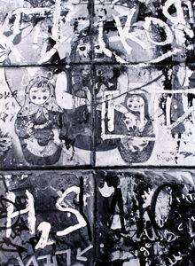 Russian Graffiti on the Arbat