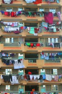 Washing Day in Nairobi