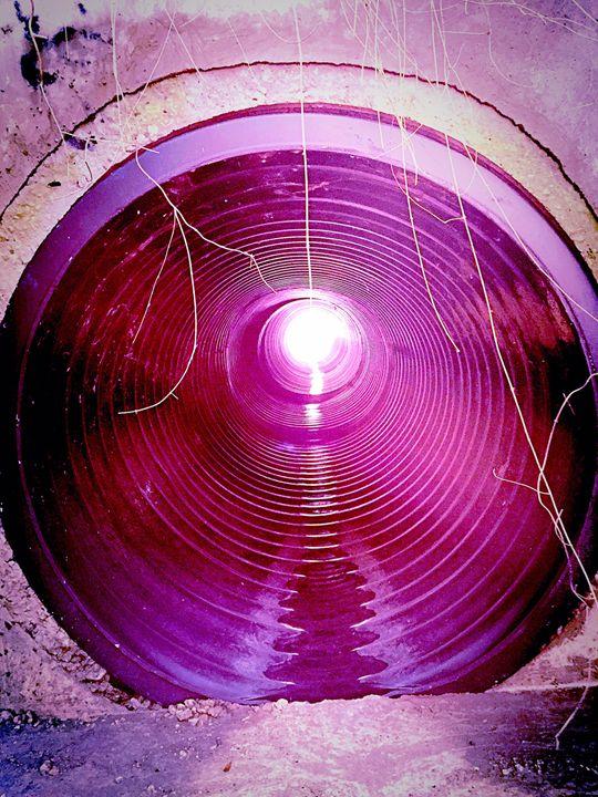 The Tunnel. - Keaton Xavier Watts