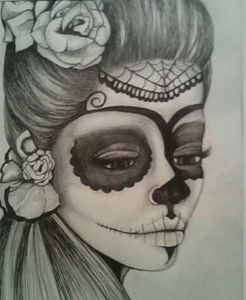Sugar Skull Princess