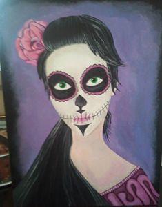 Sugar Skull Masquerade
