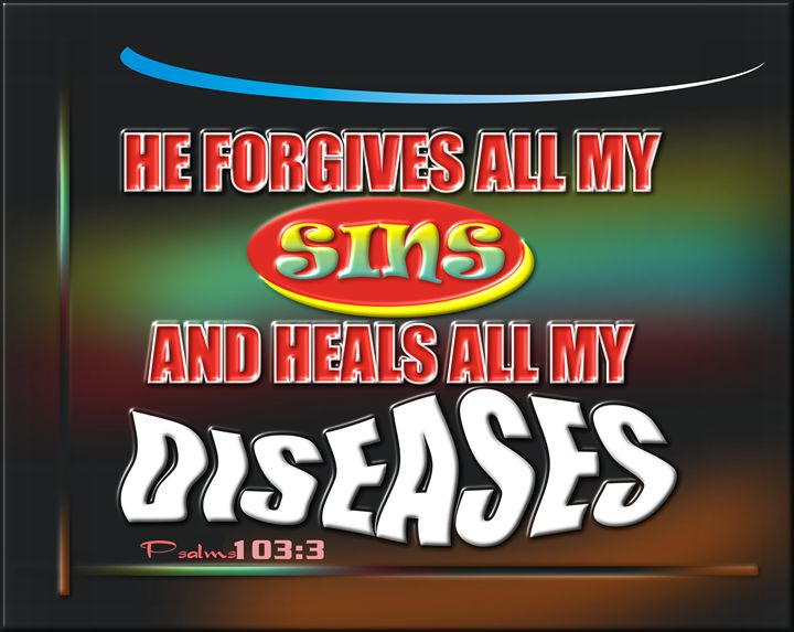 He forgives my sins... - TREASURE FROM ABOVE