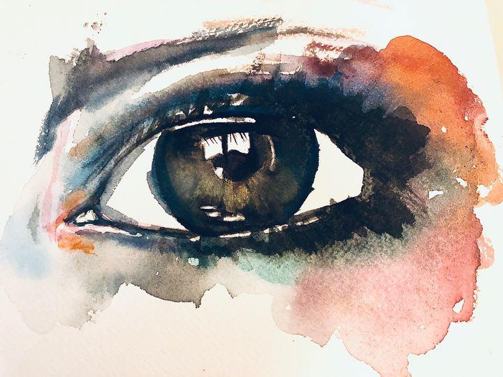 Eye Spy - Art Nightsy