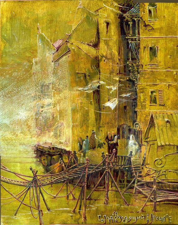 The City of The Past - Dmity Svyatkin