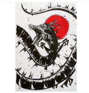 Morning Dragon