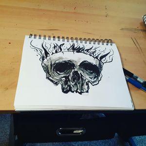 Gaunlet Ablaze