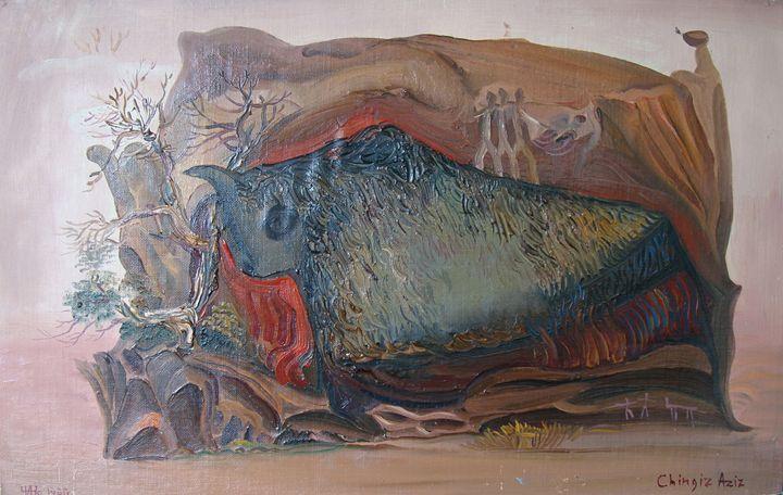 Stone Memory - Chingiz Azizov