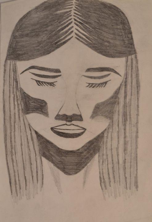 "Black and White Beauty - M&A Art Studio ,,Afrodite"""
