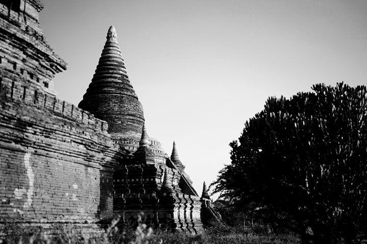 Bagan Temple - bucketanails