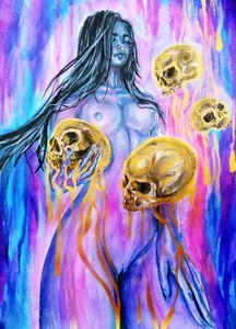 "My interpretation of ""Neon Midas"""