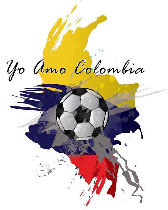 YO AMO COLOMBIA - Grant Passion