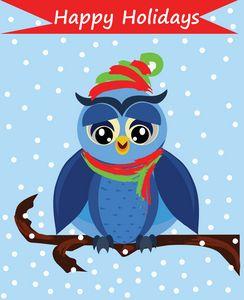 The Holiday Bird.