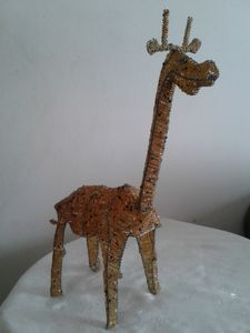 Giraffe decor