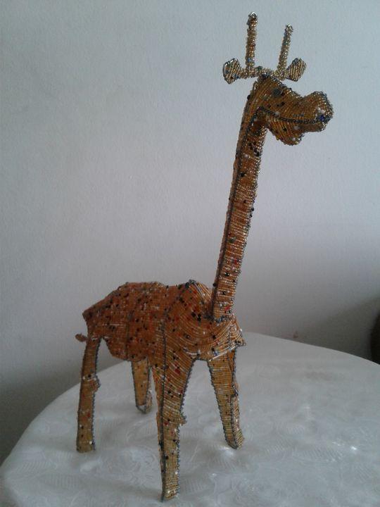 Giraffe decor - Arts Unity