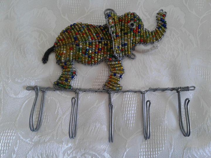 Key hanger - Arts Unity