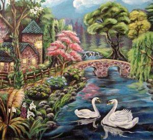 Swans Dance - Tripp Reynolds