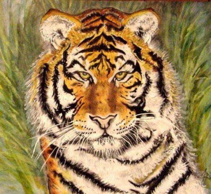 Tigers Dare - Tripp Reynolds