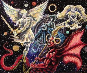 Spiritual Warfare - Tripp Reynolds