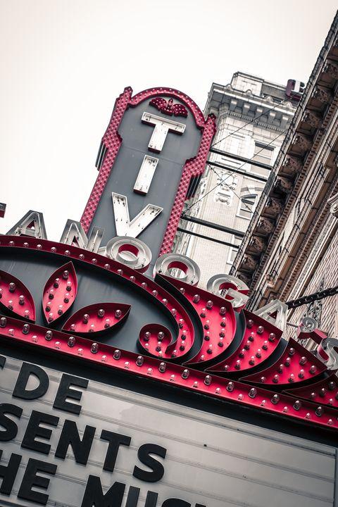 Tivoli Theater, Chattanooga - Picnooga