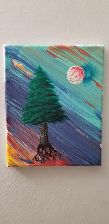 Space Tree - Julián Monroy