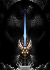 Angel Wing Sword Of Arkledious DGS