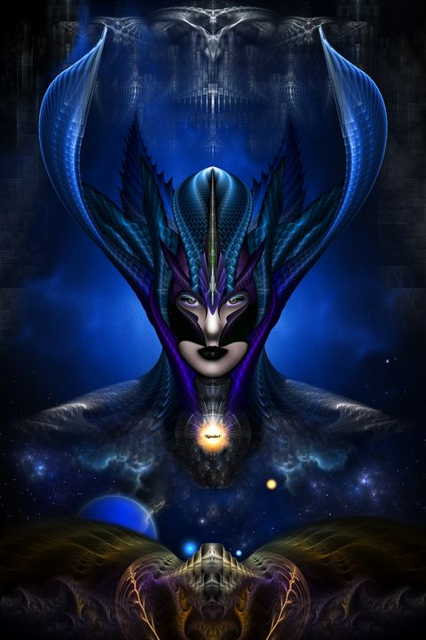 Taidushan Sai Shadow Blue Rebuild - Xzendor7