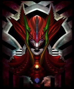 Red Dragon Taidushan Empress