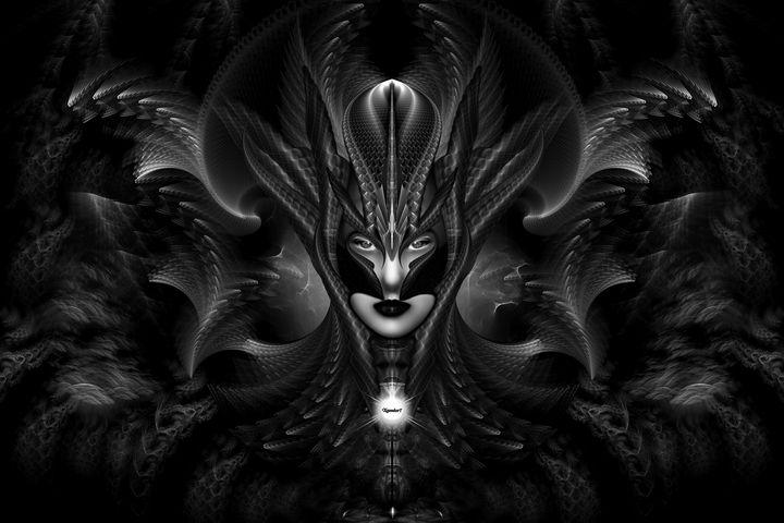 Taidushan Sai Empress Deep Grey - Xzendor7