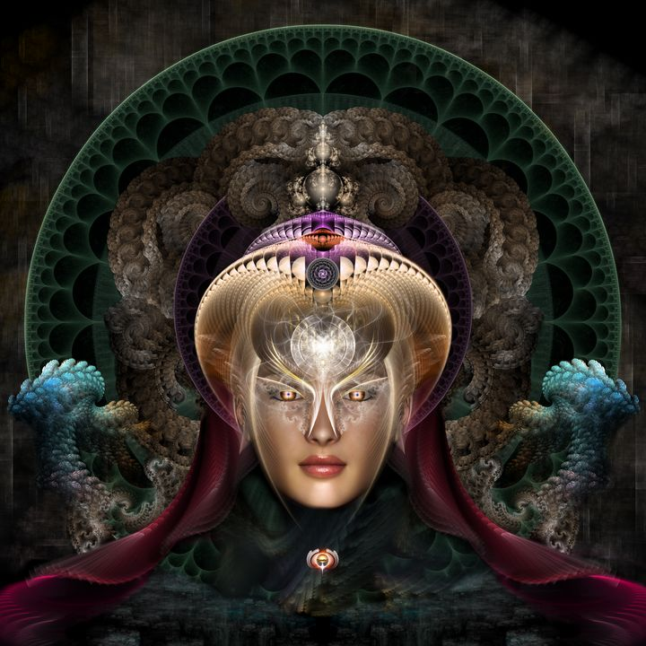 Maikia - Mystic Guardian Of Evxlore - Xzendor7