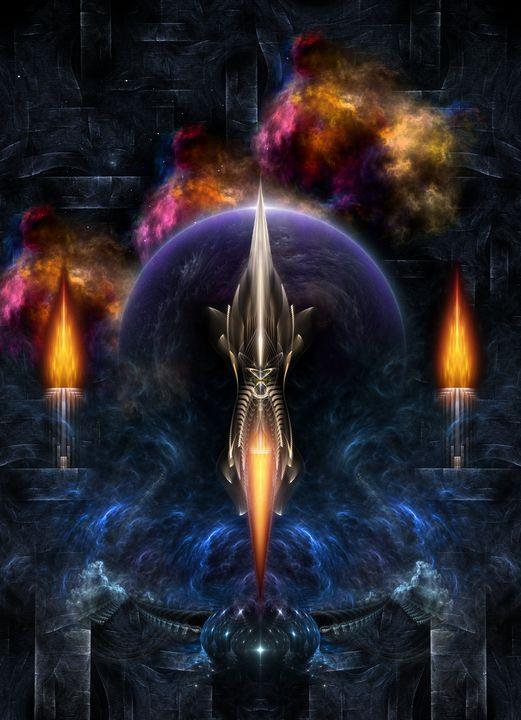 Vision Of Flight - Xzendor7