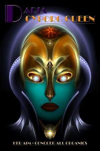 Daria Cyborg Queen