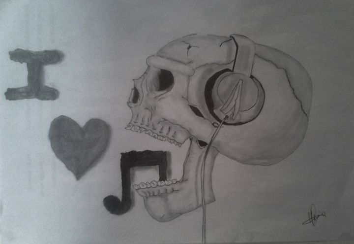 Music lovers - HT Drawings