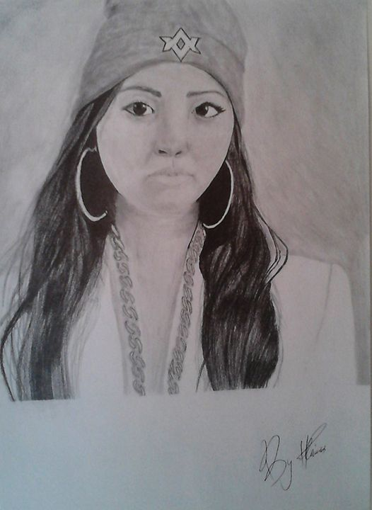 Honey Cocaine - HT Drawings