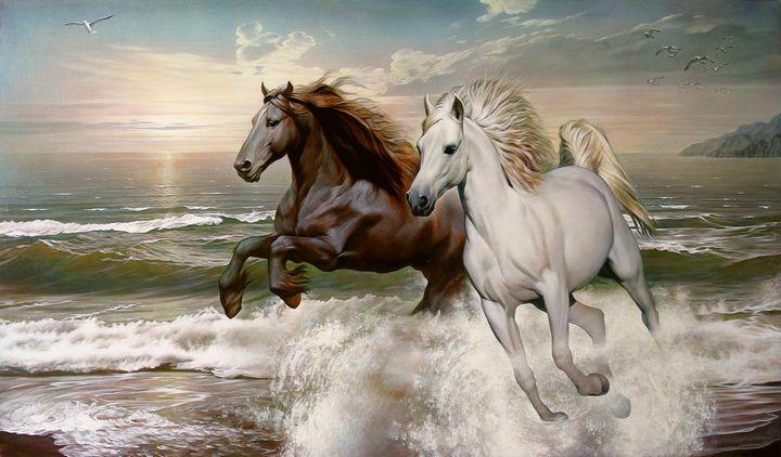 Horses. - SergeyiVera